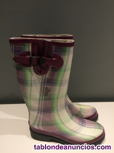 Botas de goma - roxy