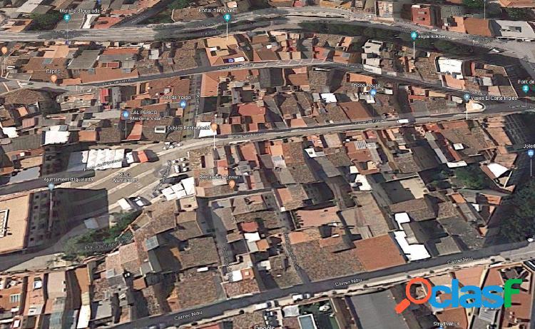 CASA EN VENDA AL CENTRE D'IGUALADA - ZONA: AJUNTAMENT