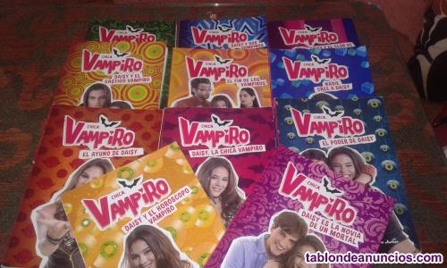 Colección chica vampiro