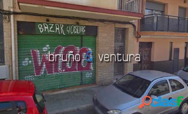 EN VENTA LOCAL COMERCIAL EN EL VENDRELL