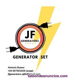 Grupo electrogeno - generador diesel de 15 a  kva