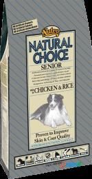Nutro Senior Pollo y Arroz para perros mayores 10 KG