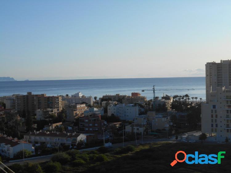 Piso loft con preciosas vistas al mar en Playa San Juan, 400