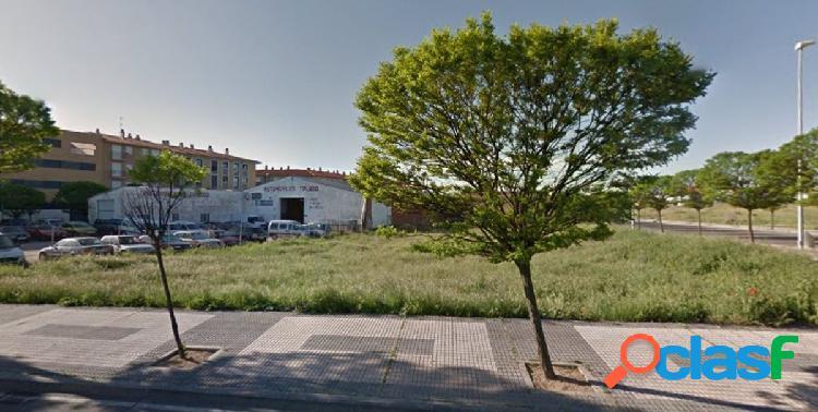 Urbis te ofrece una parcela en zona Puente Ladrillo-Toreses,