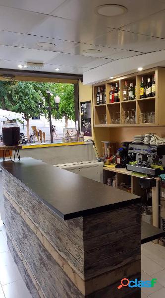 LOCAL LICENCIA CAFETERIA EN RAMBLA MENDEZ NUÑEZ