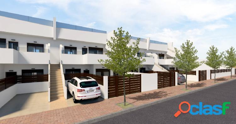 Modernos Bungalós de 3 habitaciones en San Pedro del