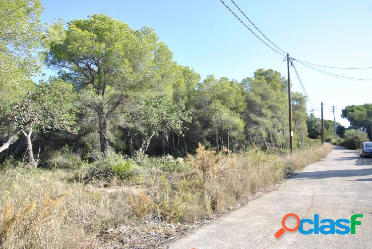 Parcela Rústica en el municipio de Cubelles, zona Corral
