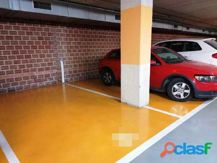 Plaza de garaje en el Parking de la Libertad