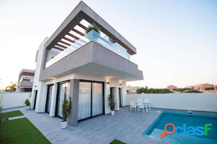 Villas en los Montesinos. Calidad y Conford