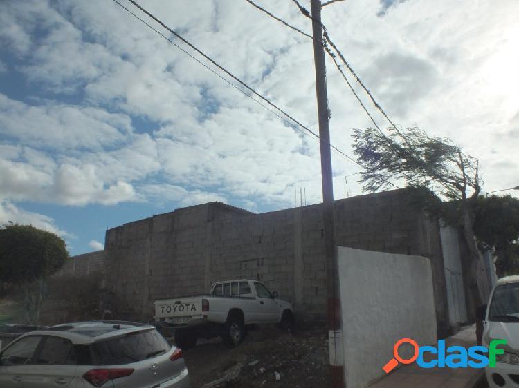 Venta de solar en las medianías!!!.Con Proyecto y licencia
