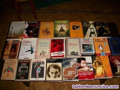 Lote de 650 libros (a 0,89 € cada uno