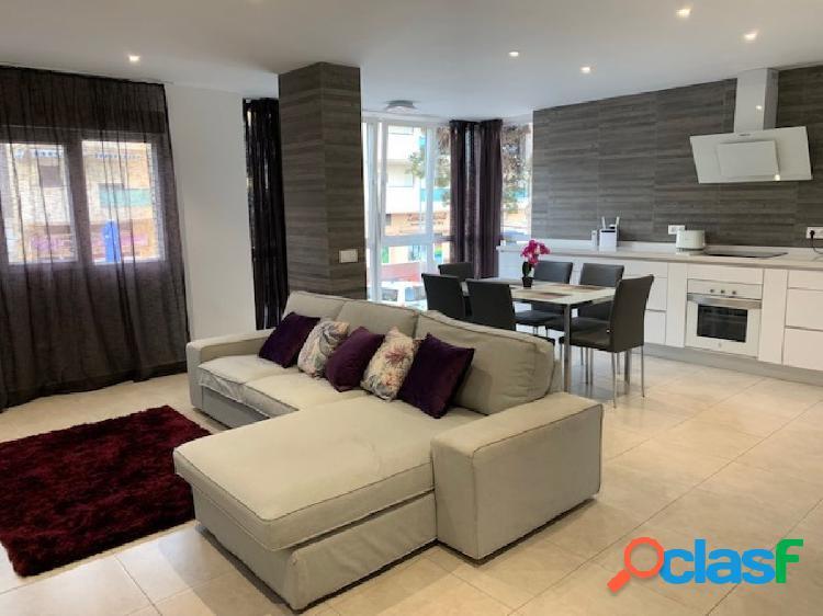 Apartamento en España en primera línea de mar, Apartamento