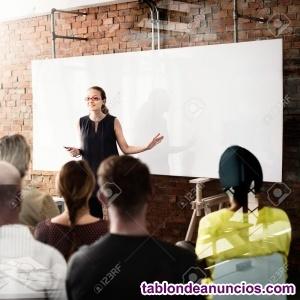 Buscamos profesor/a de ingles nativo para dar clases en zona
