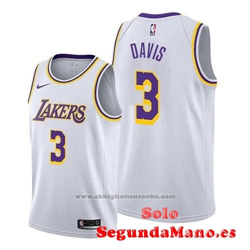 Camisetas basket Los Angeles Lakers baratas