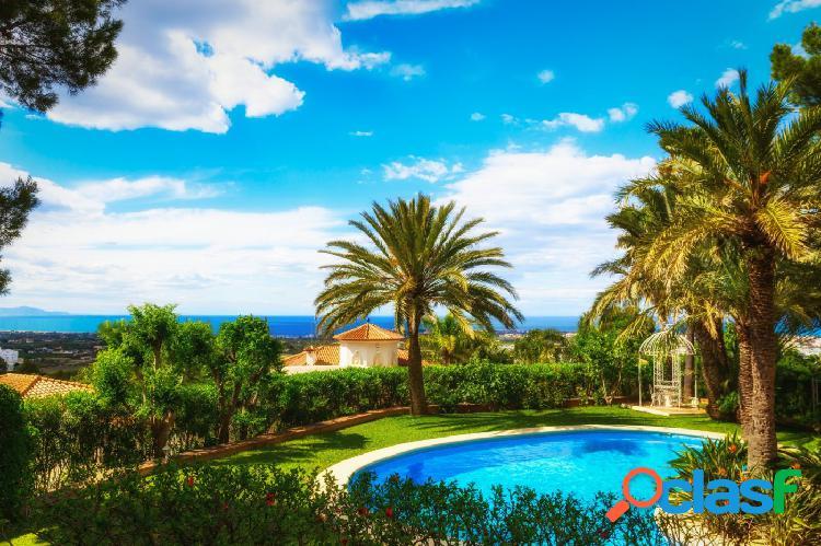 Lujoso chalet con increíbles vistas en zona la Marquesa