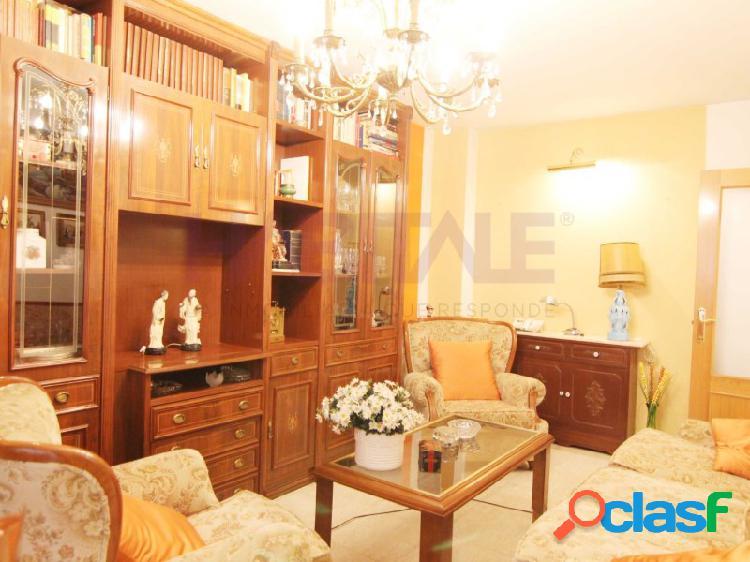 Magnifico piso en calle José Palafox, barrio de la