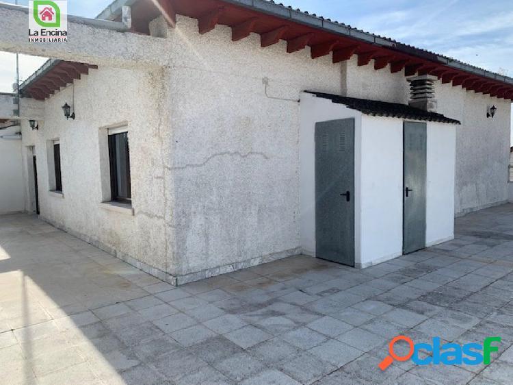Piso con terraza de 90 metros en Cabrerizos