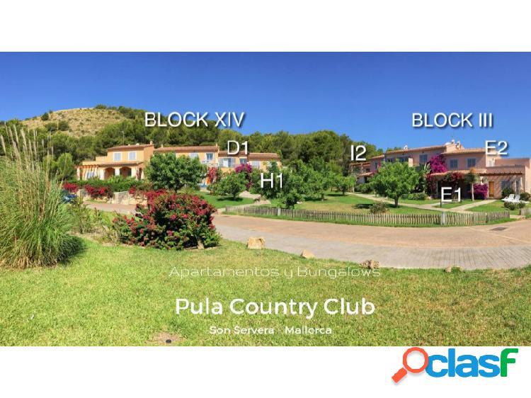 Pula Country Club, vivir en el Campo de Golf