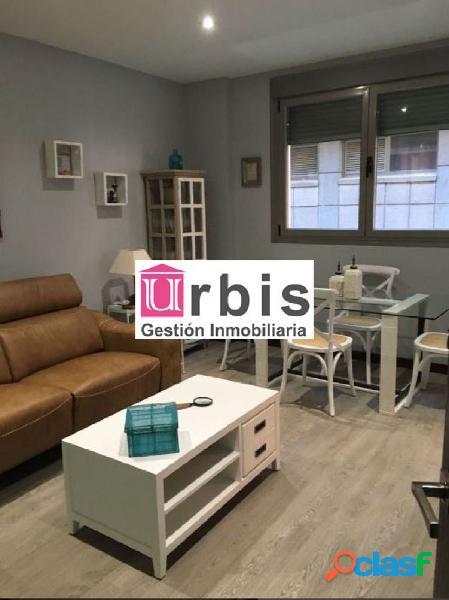 Urbis te ofrece un estupendo piso en alquiler en el centro