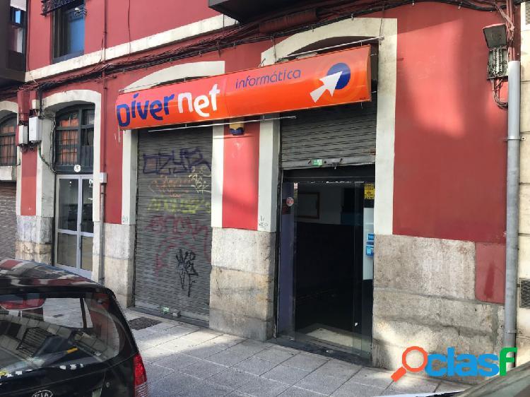 Alquiler de Local Comercial en el Centro de Santander