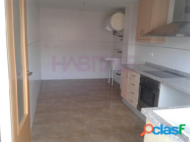 Estupendo piso con garaje y trastero en venta en Alberic