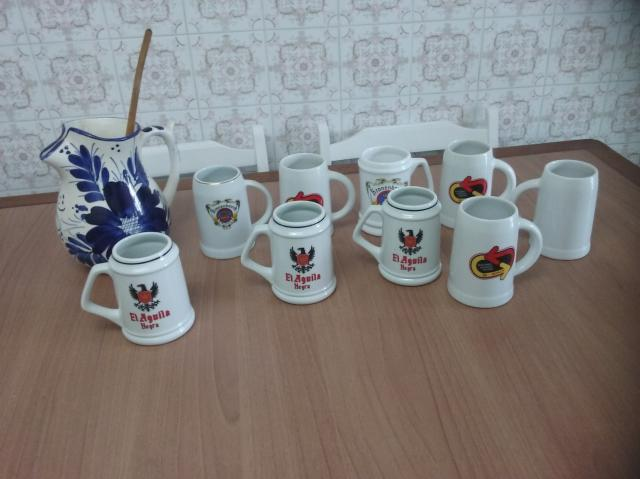Jarra de ceramica grande de 25 cms. de alto Jarras ceramica