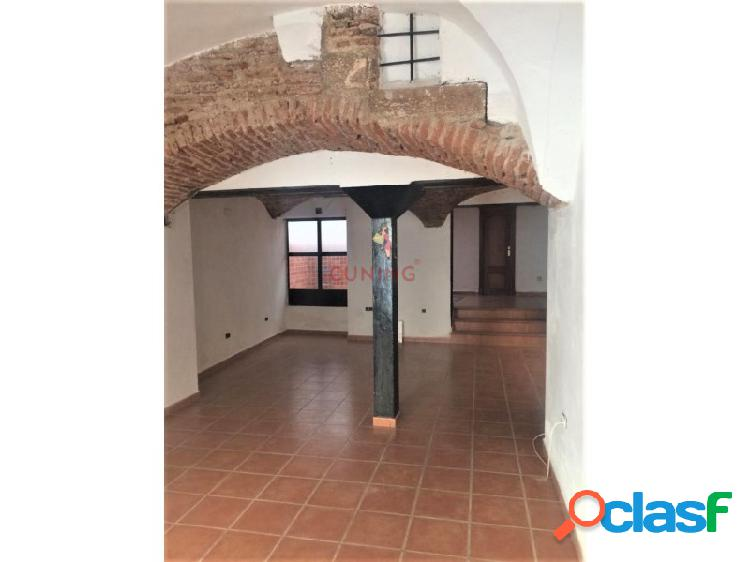 Local en alquiler en el centro de Cáceres.