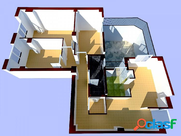 OPORTUNIDAD!! San Juan de la Peña, 3 dormitorios y ascensor
