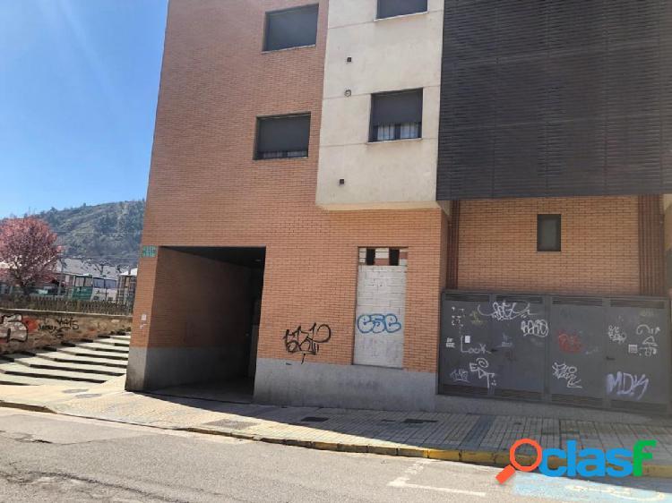 PLAZAS DE PARKING EN EL CENTRO DE PONFERRADA DESDE 5.300