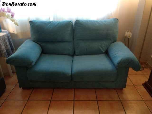 Sofa dos plazas reclinable