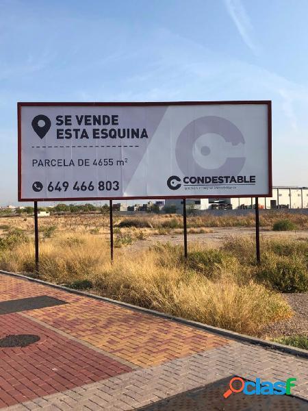 Solar en el Polígono de San Ginés (Murcia)