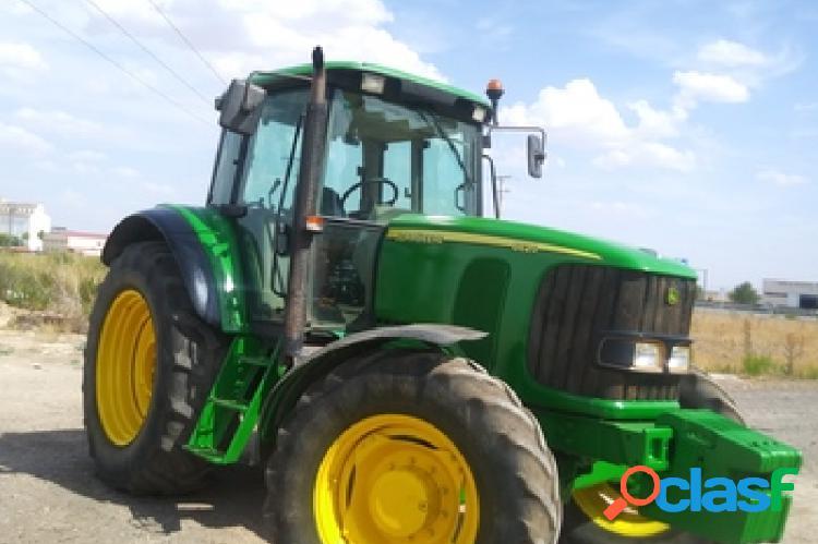 Tractor john deere 6620