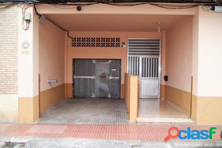 2 plazas de garaje en venta en la calle Picaio de Puçol