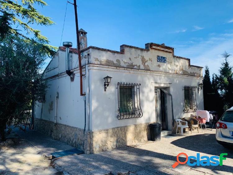 Casa de campo a la venta en Ontinyent. (Zona Sant Rafael)