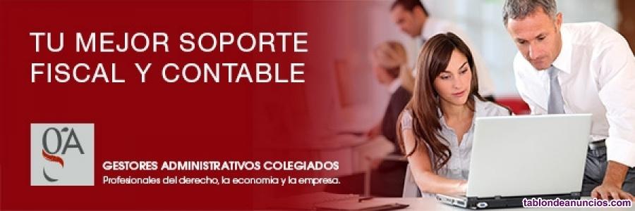 Gestor administrativo para empresas y particulares
