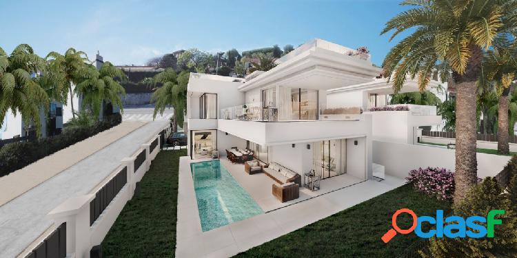 Villas modernas de lujo en Río Verde, a 5 minutos a Puerto
