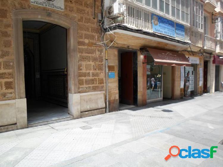 Zona Calle Ancha, local comercial de 104M2 en perfecto