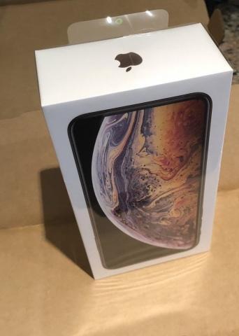 Nuevo iPhone Xs Max Factory