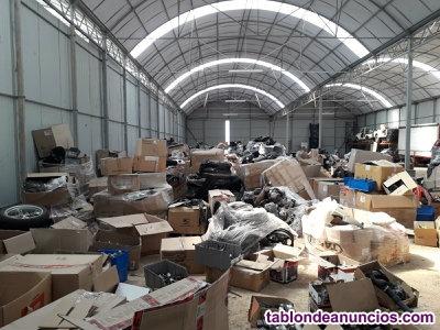 Se vende lote de piezas de moto- marruecos