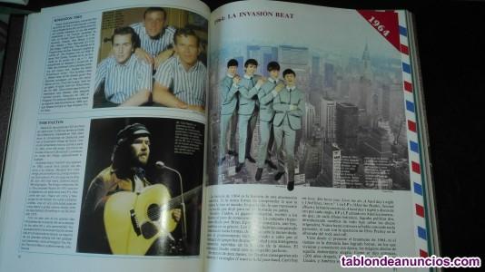 Enciclopedia historia de la música rock