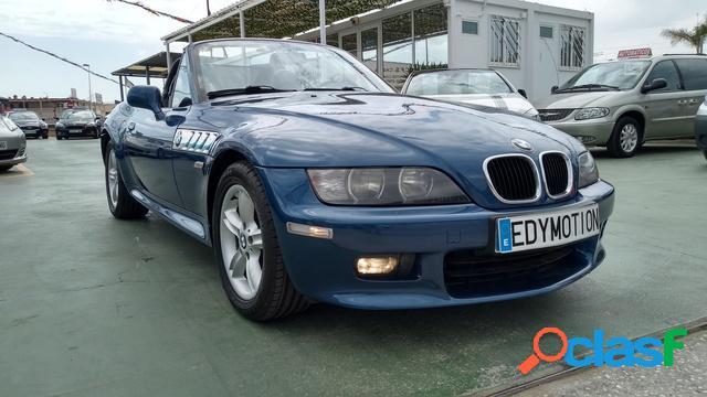 BMW Z3 gasolina en Montesinos (Alicante)