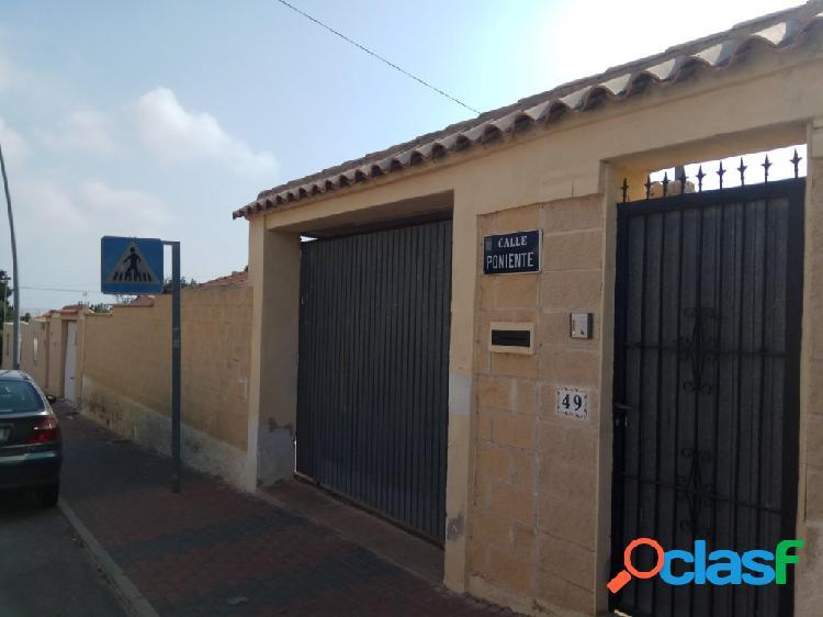 Casa de pueblo en Venta en Balcones, Los Alicante