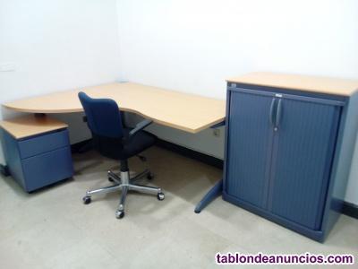 Conjunto de mesa oficina