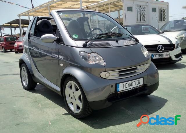 SMART Fortwo Cabrio gasolina en Montesinos (Alicante)