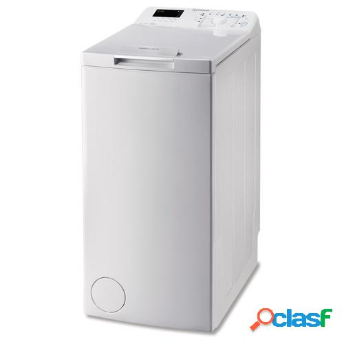 Indesit Lavadora BTW D71253 Blanco