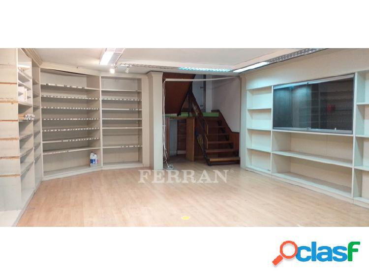 Local alquiler 120 m² en dos plantas en Passeig Sant Joan