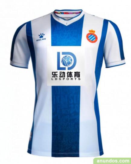 Rcd espanyol  thai camiseta de futbol gratis envio -