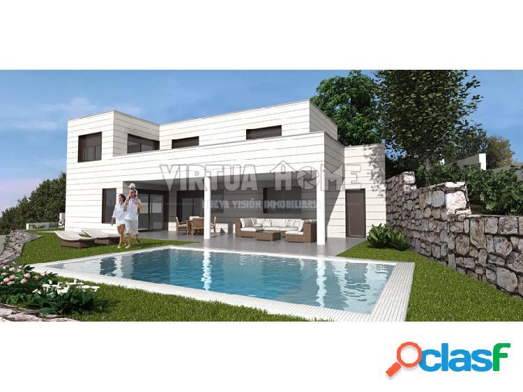 Solar para construir una casa preciosa y cómoda