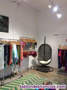 Traspaso tienda de moda en zona céntrica (ciutat vella)