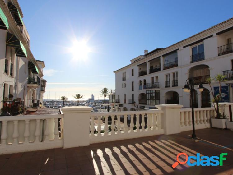 Apartamento en el corazón de Puerto de la Duquesa